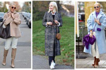 Модные тренды осень 2021 для женщины элегантного возраста