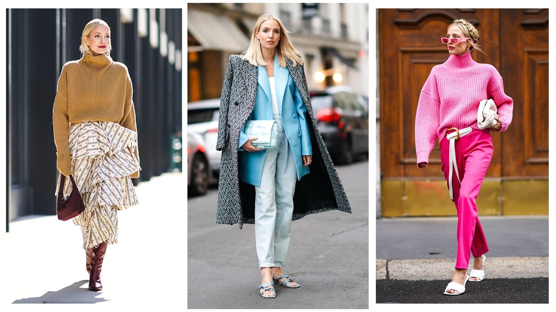 Яркий городской стиль модного блогера Леони Ханне: идеи для вдохновения