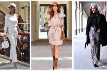 Как носить головные уборы современной женщине в новом сезоне: 16 стильных идей