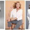 Икона модельного бизнеса - 77-летняя Лорен Хаттон