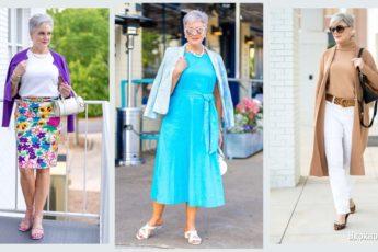 14 ярких образов для женщины элегантного возраста: идеи для вдохновения