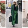 Широкие брюки - осенний тренд 2021: 14 уютных образов