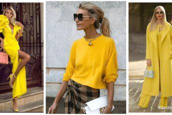 Жизнерадостный желтый - 15 стильных идей с солнечным цветом