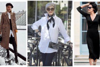 Парижский стиль: как собрать гардероб вне возраста и вне сезона
