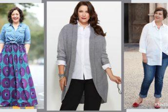 Рубашки для женщин размера plus size. Выбираем и носим интересно