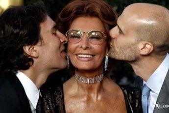 Сыновья Софи Лорен - Карло и Эдоардо Понти: как сложились их судьбы