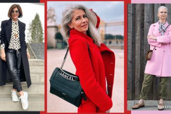Лучшая верхняя одежда на осень: 5 образов с пальто