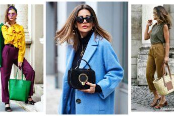 Женская сумка: 7 моделей, которые добавят образу эффектности