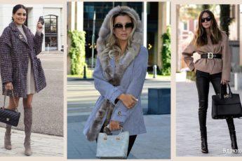 Модное женское полупальто: 20 стильных идей с чем носить в новом сезоне