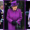 Как королева: образы венценосных особ в фиолетовых оттенках. Идеи для вдохновения