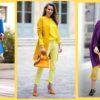 Желтый цвет в одежде: кому идет и с какими оттенками сочетается