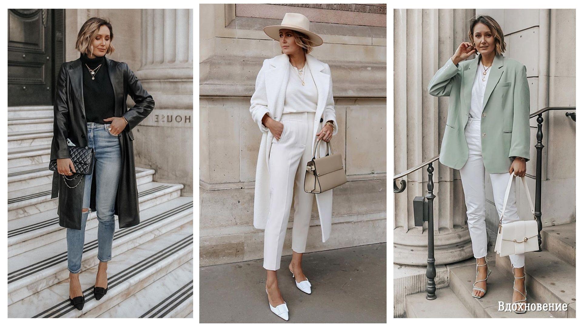 Английское настроение! Элегантные образы от модного блогера Жюстин